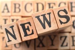 Logo for NEWS