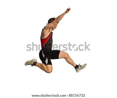 lomg jump in track and field