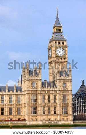 London Big Ben, England UK