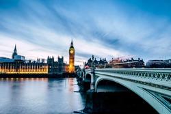 London Bigben Tower
