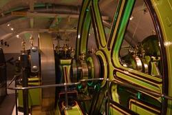 London bridge steam engine room