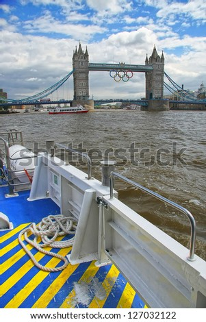 London bridge tower