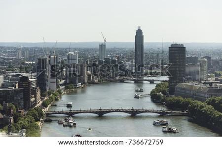 London cityscape #736672759