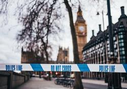 London, crime scene, Westminster
