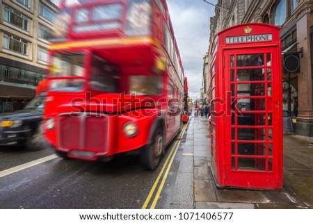 london  england   iconic...
