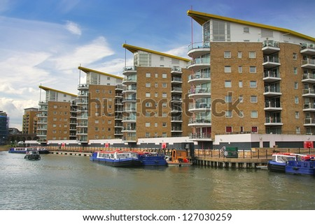 London limehouse buildings