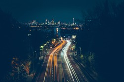 London - Long Exposure - City - Trails - Light Painting - Night - Summer - Lights