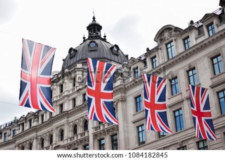 London preparing for the Royal Wedding
