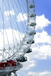 London's Icon (millennium wheel)