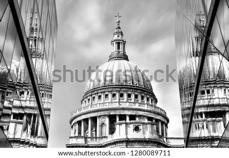 London sightseeing tour #1280089711