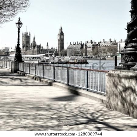 London sightseeing tour #1280089744