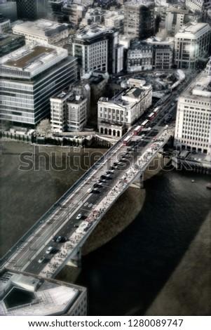 London sightseeing tour #1280089747