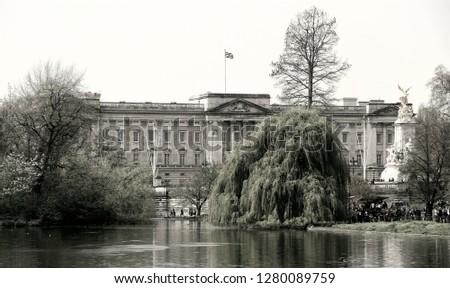 London sightseeing tour #1280089759