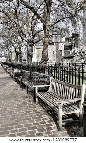 London sightseeing tour #1280089777