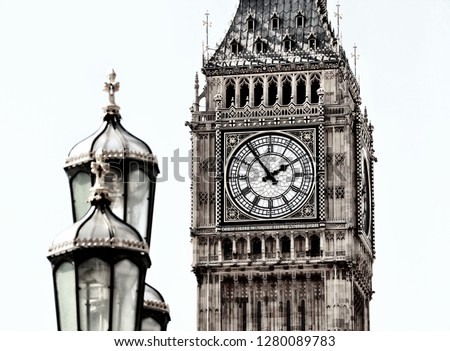 London sightseeing tour #1280089783