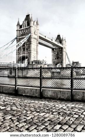 London sightseeing tour #1280089786