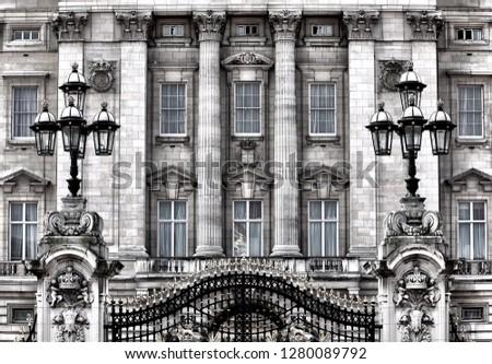 London sightseeing tour #1280089792