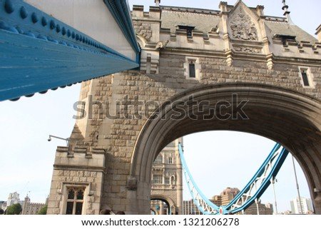 London Tower Bridge  #1321206278