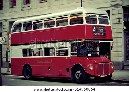 london  uk   sep 27  vintage...