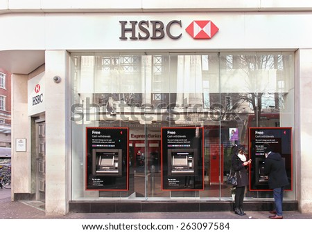 Stock options hsbc