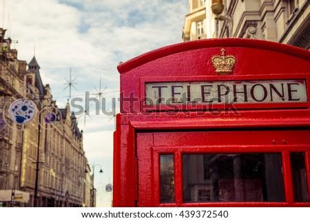 london  united kingdom   red...
