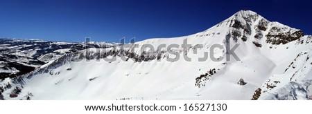 Lone Peak Panorama