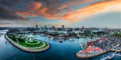 Long Beach Los Angeles California