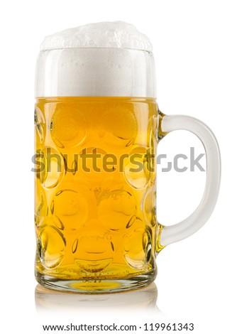 long drink vodka lemon in front of white background