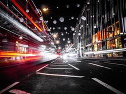 Long Exposure in London Photo