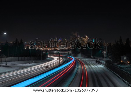 Long Exposure Lights