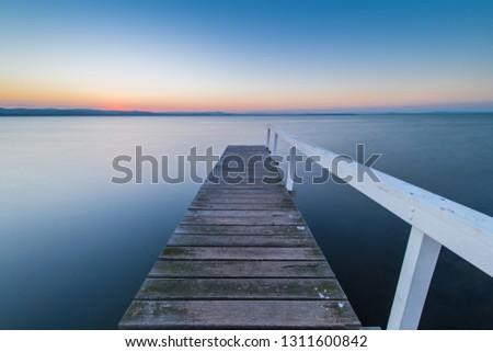 Long jetty Sydney #1311600842