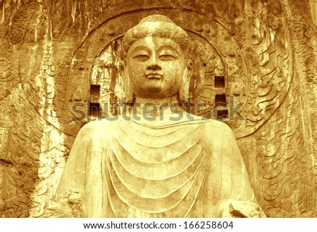 Longmen Grottoes Luoyang China