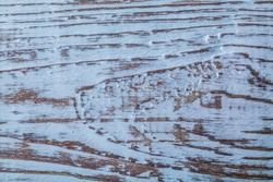 Longstanding natural wooden background horizontal view.