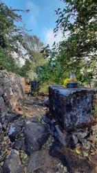 lord siva temple in kattappana kalyanathandu