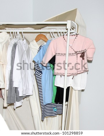 LOS ANGELES - APR 28:  Clothes from the line at the Launch of \