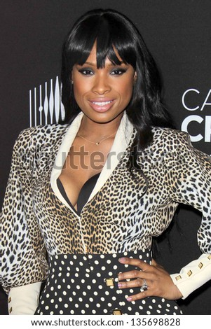 """LOS ANGELES - APR 16:  Jennifer Hudson arrives at the """"Call Me Crazy: A Five Film"""" Premiere at the Pacific Design Center on April 16, 2013 in West Hollywood, CA"""