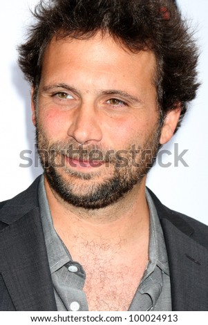 "LOS ANGELES - APR 12:  Jeremy Sisto arrives at Warner Brothers ""Television: Out of the Box"" Exhibit Launch at Paley Center for Media on April 12, 2012 in Beverly Hills, CA"