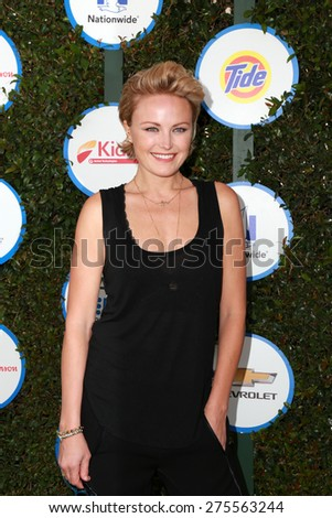 LOS ANGELES - APR 26:  Malin Akerman at the Safe Kids Day LA at the The Lot on April 26, 2015 in Los Angeles, CA