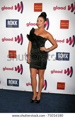 shay mitchell glaad. 10: Shay Mitchell arriving
