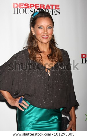 "LOS ANGELES - APR 29:  Vanessa Williams arrives at the ""Desperate Housewives"" Wrap Party at W Hollywood Hotel on April 29, 2012 in Los Angeles, CA"