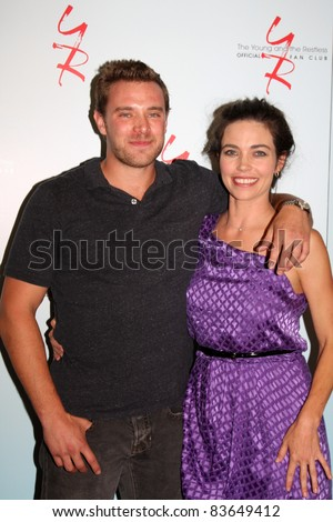 - AUG 26: Billy Miller, Amelia Heinle attending the Young & Restless