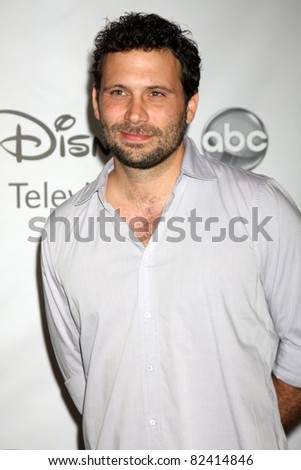 LOS ANGELES - AUG 7:  Jeremy Sisto arriving at the Disney / ABC Television Group 2011 Summer Press Tour Party at Beverly Hilton Hotel on August 7, 2011 in Beverly Hills, CA - stock photo