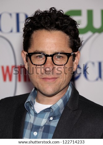 LOS ANGELES - AUG 03:  JJ ABRAMS Summer TCA Party 2011 - CBS / SHOWTIME / CW   on August 03, 2011 in Beverly Hills, CA