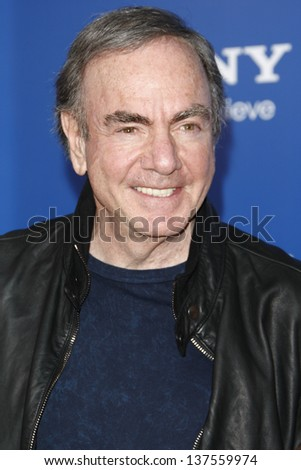 LOS ANGELES - AUG 6: Neil Diamond at the World premiere of 'Jack And Jill' at Village Theater in Westwood, California on August 6, 2011