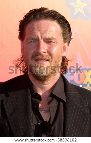 LOS ANGELES - AUGUST 2:  Donal Logue  arrives  at the 2010 FOX Summer Press Tour Party at Pacific Park on the Santa Monica Pier on August 2, 2010 in Santa Monica, CA