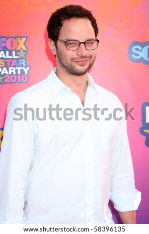 LOS ANGELES - AUGUST 2:  Nick Kroll  arrives at the 2010 FOX Summer Press Tour Party at Pacific Park on the Santa Monica Pier on August 2, 2010 in Santa Monica, CA