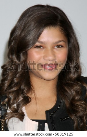 pictures of zendaya. stock photo : LOS ANGELES - AUGUST 1: Zendaya Coleman arrive(s) at