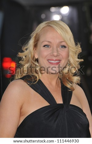 "LOS ANGELES, CA - APRIL 14, 2009: Nicole Sullivan at the Los Angeles premiere of her new movie ""17 Again"" at Grauman's Chinese Theatre, Hollywood."