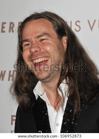 "LOS ANGELES, CA - DECEMBER 7, 2010: Chris Pontius at the Los Angeles premiere of his new movie ""Somewhere"" at the Arclight Theatre, Hollywood. December 7, 2010  Los Angeles, CA"