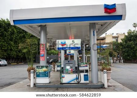 Chevron gas station near me